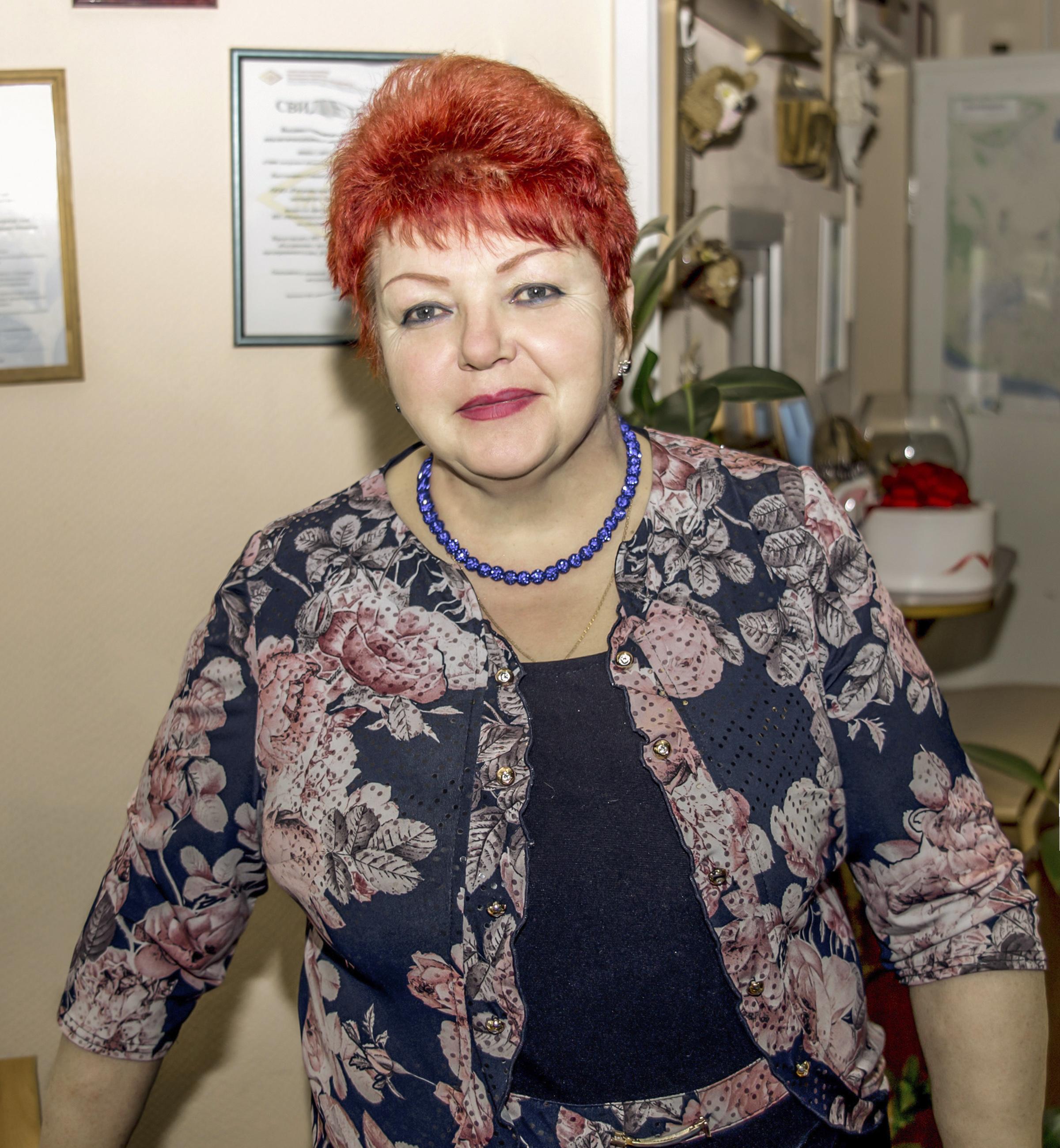 Дворникова Ольга Ивановна
