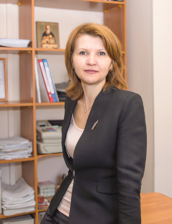 Горбатюк Татьяна Олеговна